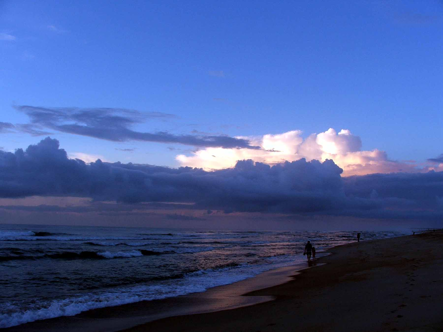 daybreak, Outer Banks, photo by Tammy Vitale