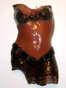 one of my favorite torsos, sold years back.  Never got such a nice red glaze again.  TBT old  photos