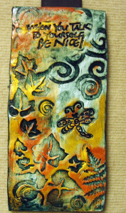 Prose Tile by Tammy Vitale