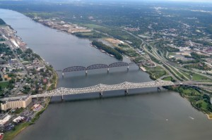 picture of the ohio river