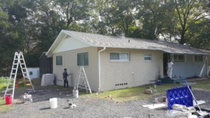 Tammy Vitale Realtor/GRI Real Estate Investing - Ocala 3 getting painted