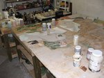 Sea_nettles_and_glaze_and_test_tiles
